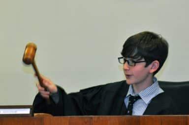 bonk bonk order in the child court