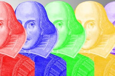 LOTS of shakespeares and they're all different colors, this spells trouble