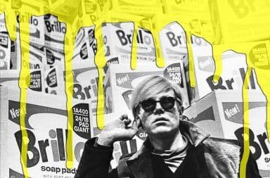 warhol and piss