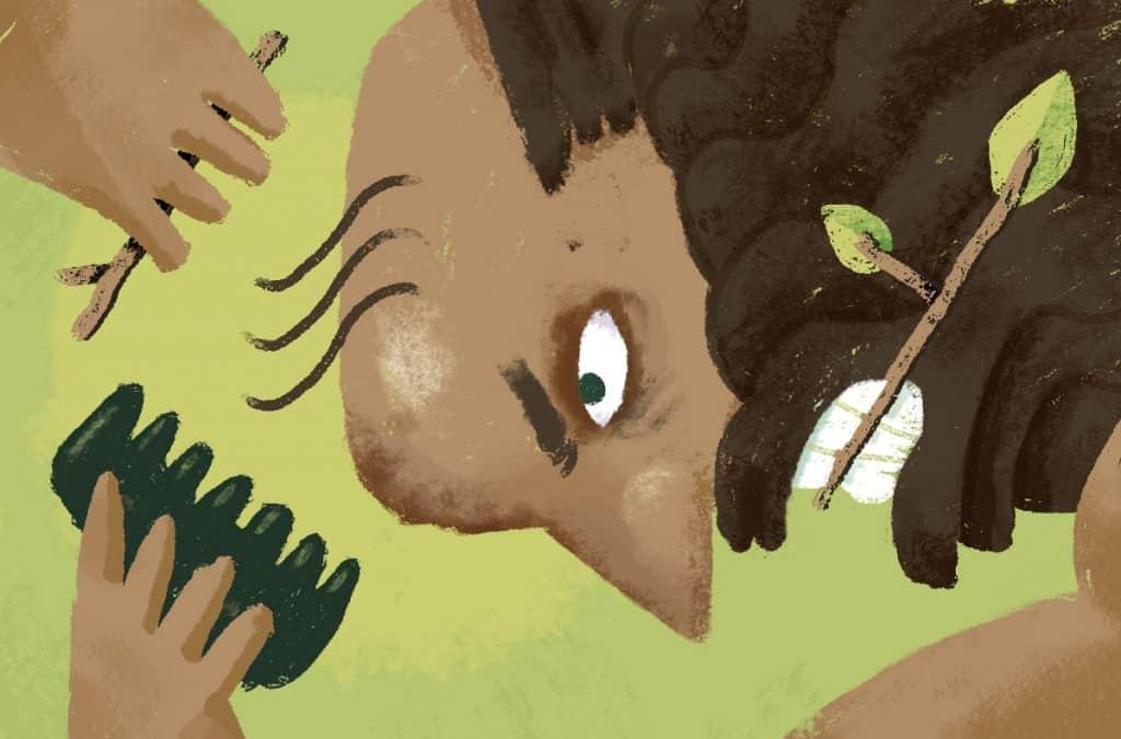 Illustration by Andrew Haener