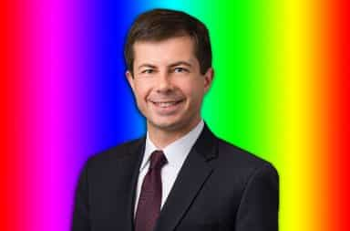 mayor pete buttiegieg, is he gay enough