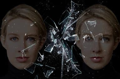 theranos elizabeth holmes and the glass ceiling