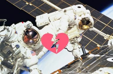 the astronauts fell out of love