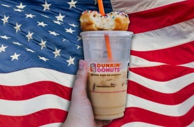 lets go dunkin for america