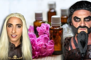 the game of thrones guys are essential oils freaks now -- get used to it