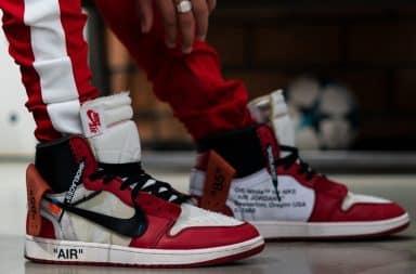 Nike sneakers - Air Jordan 1's