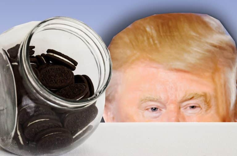 cookie jar ding dong the bad prez got it
