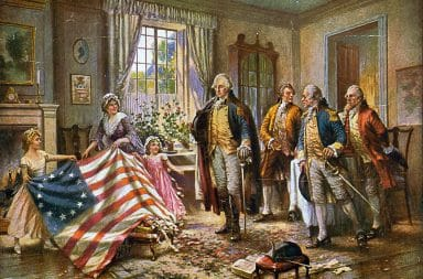 the flag maker betsy ross