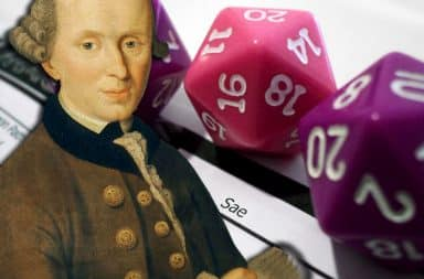 kant and gygax are the primo nerds
