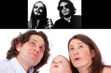 First time parents looking up to Steely Dan