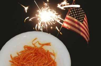 carrot fourth of july