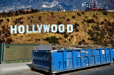 the hollywood dumpster