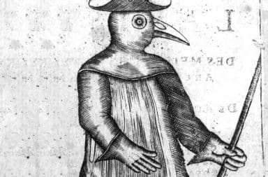 the plague doctor has logged on