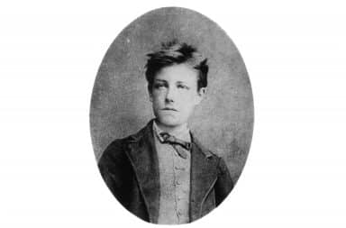 arthur rimbaud the bad boy of poetry and later gun running