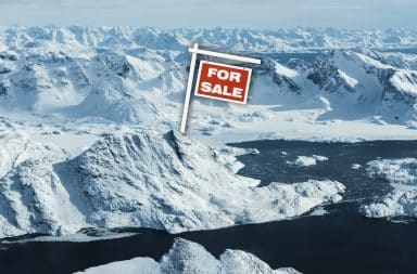 greenland is for...sale!?!