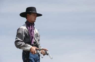 cowboy costume!