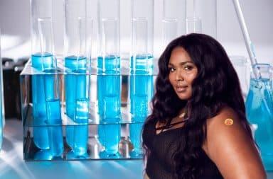 Celebrity DNA test