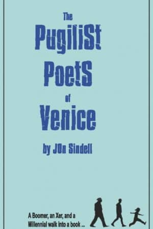 The Pugilist Poets of Venice (front book cover)