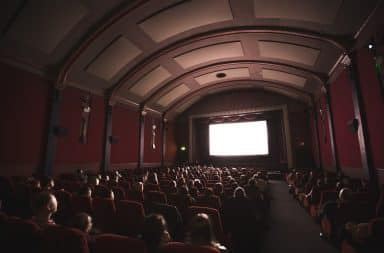 welcome to the movie theater let's watch