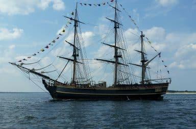 tall ship wahoo