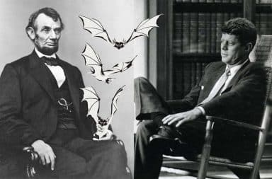 Abraham Lincoln and John F Kennedy assassination similarities