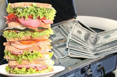 sandwich money yes