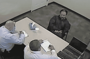 FBI interrogation a guy let's get the confession