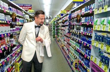 fancy inside the pharmacy