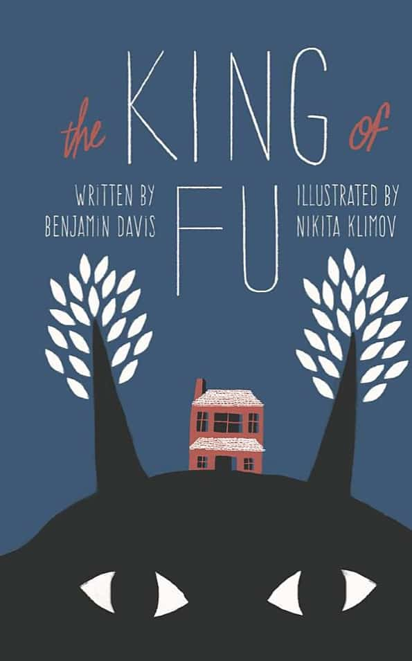 The King of FU by Benjamin David (front book cover)