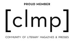 CLMP Member (Community of Literary Magazines & Presses)