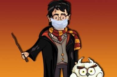 harry potter quarantine