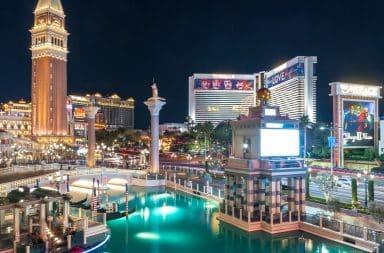 Vegas Mirage hotels