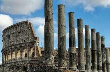 ancient roman buildings her are some good ones