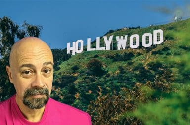 bald guy in hollywood