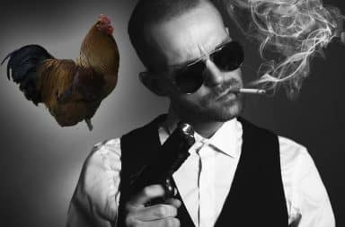 chicken mobster