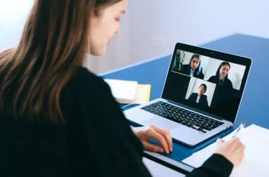 Conference support group call