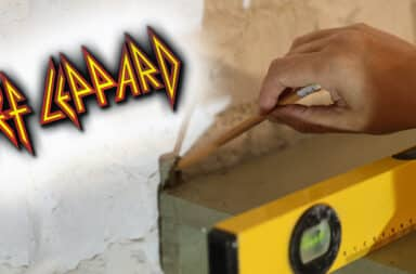 def leppard home improvement DIY