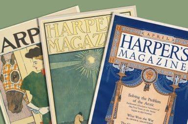 the big old magazine