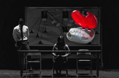 Interrogation with Invisalign
