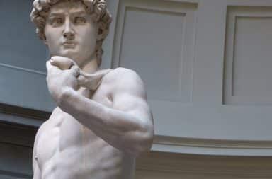 the big statue