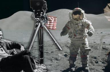 moon landing igmar bergman