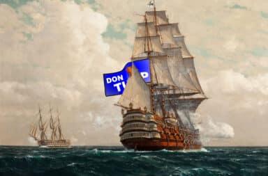 don trump ship
