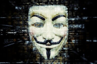 anonymous mask computer