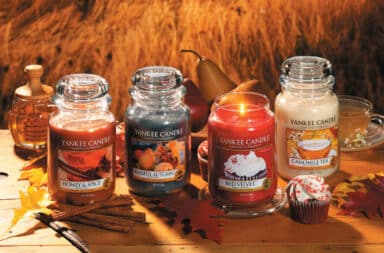 Light up Fall scents 2020