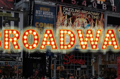 broadway musical baby let's sing and dance