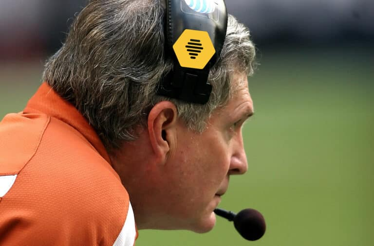 Man is an SEC Football turned Bumble coach
