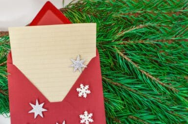 holiday letter