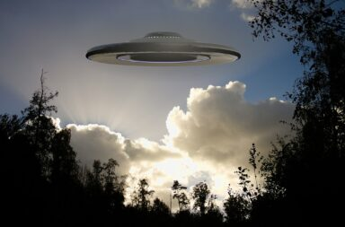 alien UFO spaceship