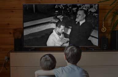 baptism on TV