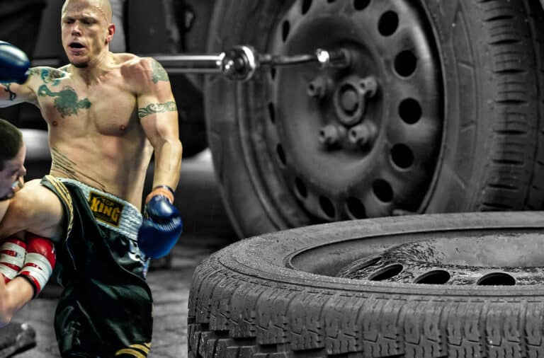 fight tires